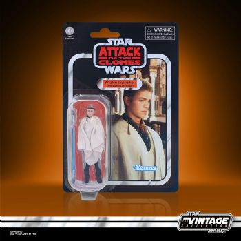 Star Wars The Vintage Collection Attack of the Clones Anakin Skywalker Action Figure - Pre-Order
